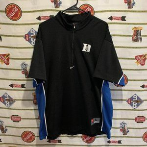 Vintage Nike Duke Blue Devils Basketball Warm Up L